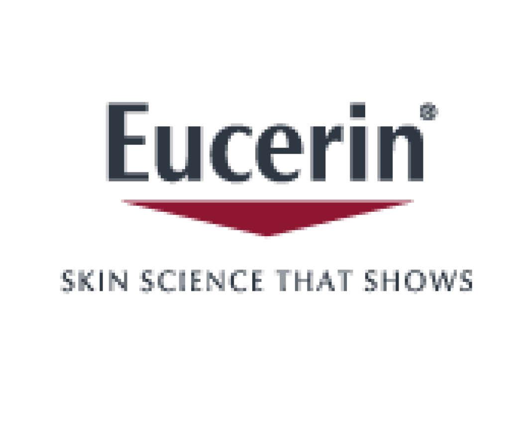eucerin logo verkkosivut
